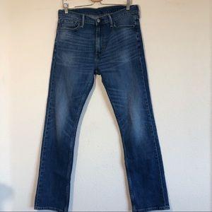 Levi's 513 Jeans Size 33 x 32